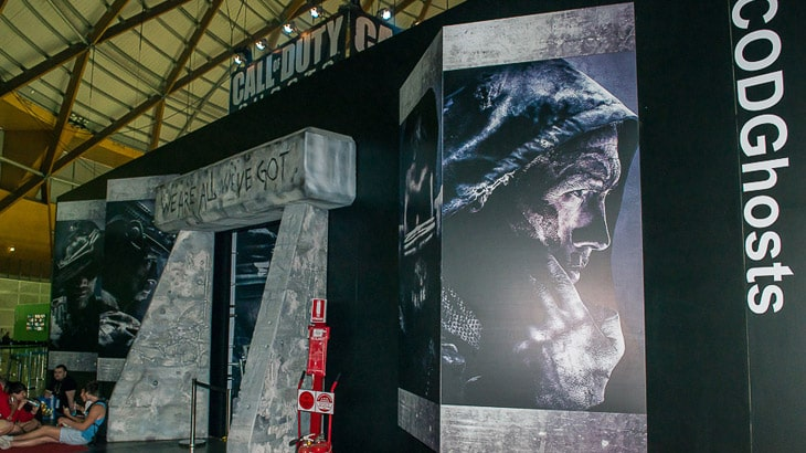Exhibition design sydney - Popology brand activation agency